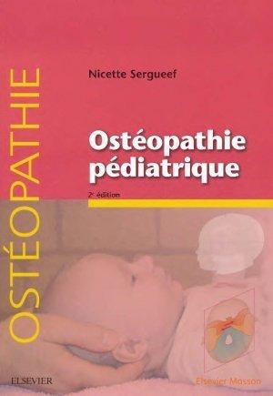 Ostéopathie pédiatrique - elsevier / masson - 9782294762888