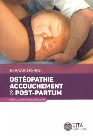 Ostéopathie, accouchement et post-partum-tita-9791092847109