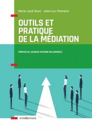 Outils et pratique de la médiation-intereditions-9782729618988
