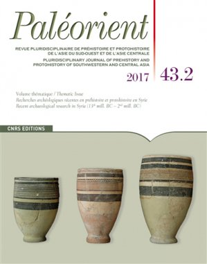 Paléorient 43.2-cnrs-9782271118486