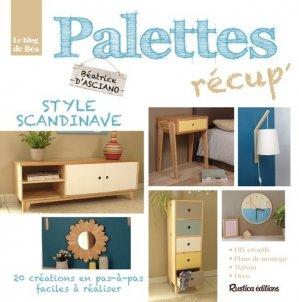 Palettes récup' style scandinave-rustica-9782815310673