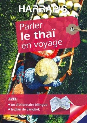 Parler le thaï en voyage-Harrap's-9782818706718