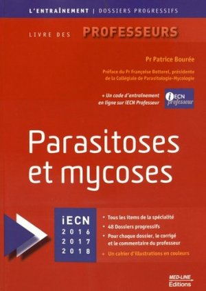 Parasitoses et Mycoses-med-line-9782846781602