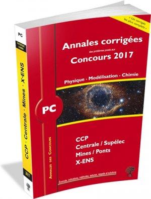 PC Physique Modélisation Chimie-h et k-9782351413456