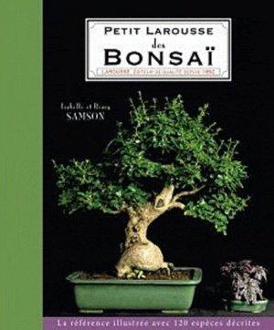 Petit Larousse des Bonsaï - larousse - 9782035851314