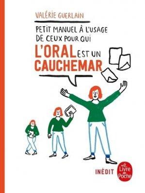 Petit manuel à l'usage de ceux pour qui l'oral est un cauchemar-le livre de poche-9782253188360