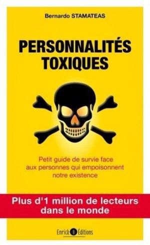 Personnalites toxiques-enrick b-9782356443915