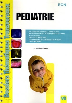 Pédiatrie-vernazobres grego-9782818300343