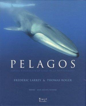Pelagos - regard du vivant - 9782952996945