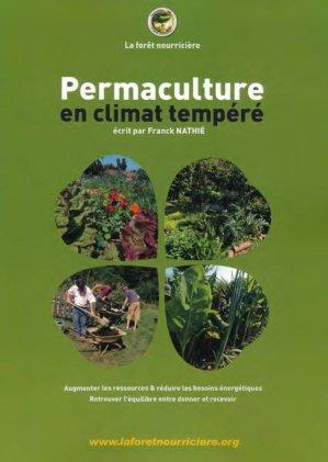 Permaculture en climat tempéré - la foret nourriciere - 9791094142226