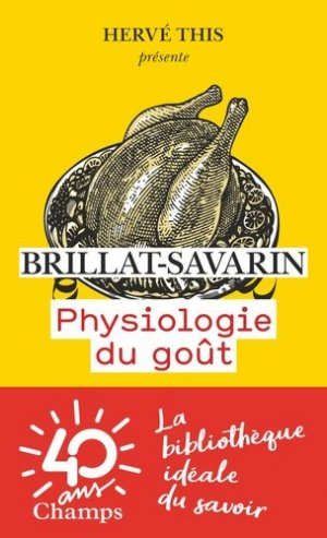 Physiologie du goût-flammarion-9782081416482