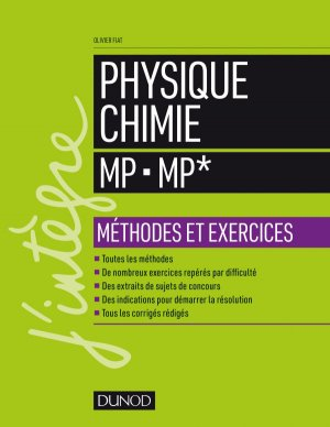 Physique-Chimie MP - MP*-dunod-9782100775507