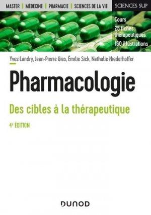 Pharmacologie-dunod-9782100793549