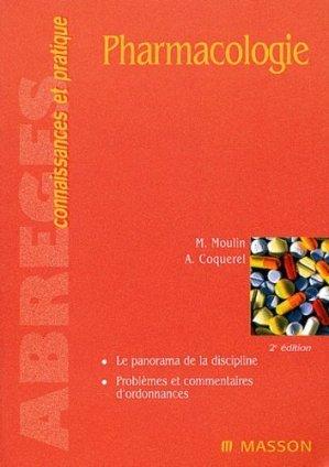 Pharmacologie-elsevier / masson-9782294003868