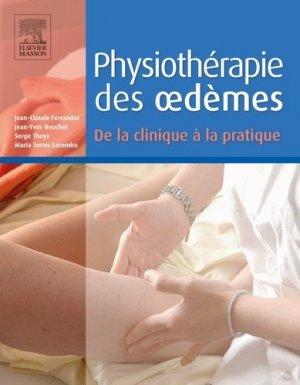 Physiothérapie des oedèmes-elsevier / masson-9782294741920