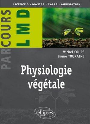 Physiologie végétale-ellipses-9782340014091