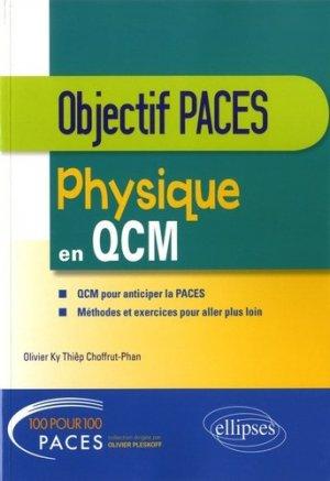 Physique en QCM-ellipses-9782340021037