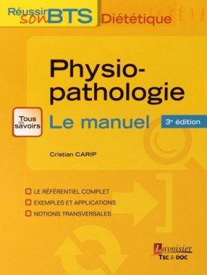 Physiopathologie-lavoisier / tec et doc-9782743020033