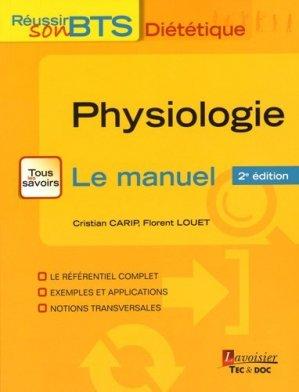 Physiologie-lavoisier / tec et doc-9782743020361
