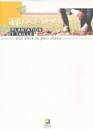 Plantation et taille d'un arbre de plein champ-agroof-2223800179587