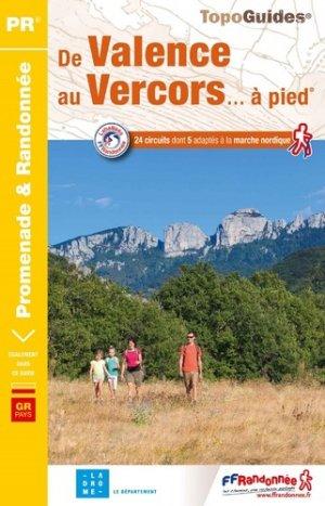 Plaine de Valence... à pied-FFRP-9782751410345