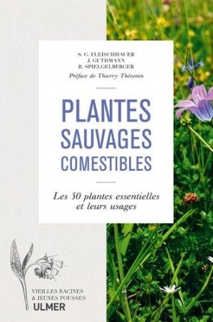 Plantes sauvages comestibles-ulmer-9782841389070
