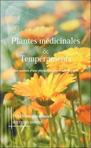 Plantes médicinales & tempéraments-amyris-9782875521316