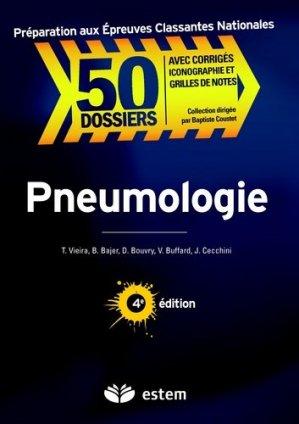 Pneumologie - estem - 9782843714870