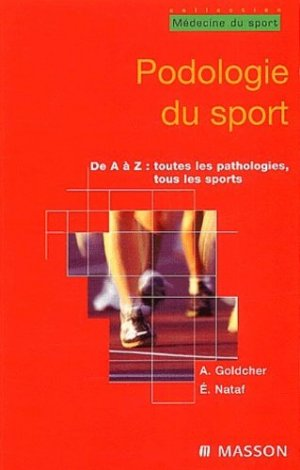 Podologie du sport - elsevier / masson - 9782225834011