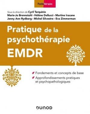 Pratique de la psychothérapie EMDR-dunod-9782100801497