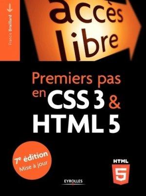 Premiers pas en CSS3 et HTML5-eyrolles-9782212674309