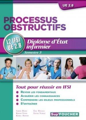 Processus obstructifs - foucher - 9782216121380