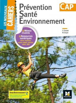 Prévention Santé Environnement CAP - foucher - 9782216148318