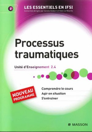 Processus traumatiques-elsevier / masson-9782294708978