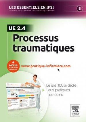 Processus traumatiques-elsevier / masson-9782294741128