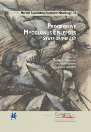 Progressive Myoclonus Epilepsies-john libbey eurotext-9782742014880