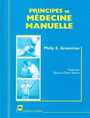 Principes de médecine manuelle-pradel-9782843600241