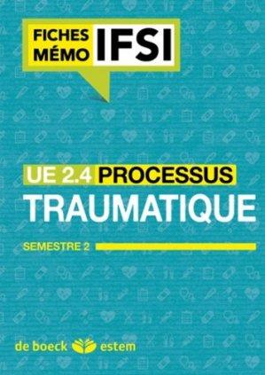 Processus traumatiques - estem - 9782843717208