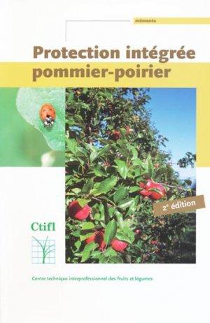 Protection intégrée pommier-poirier-ctifl-9782879111803