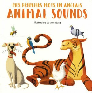 Animals Sounds - white star - 9788832911312