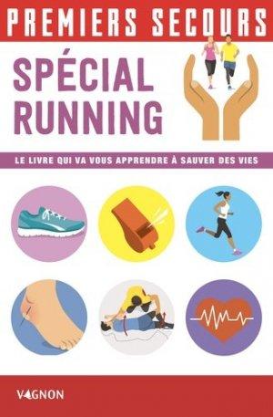 Premiers secours spécial running-vagnon-9791027103027