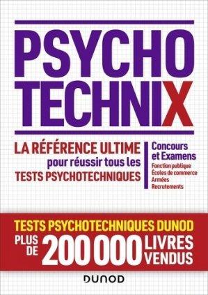 PsychotechniX - dunod - 9782100794133