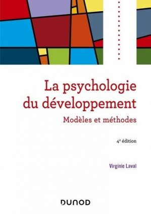 Psychologie du développement - dunod - 9782100794997