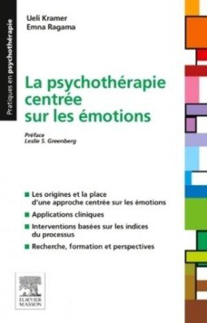 Psychothérapie centrée sur les émotions-elsevier / masson-9782294741463