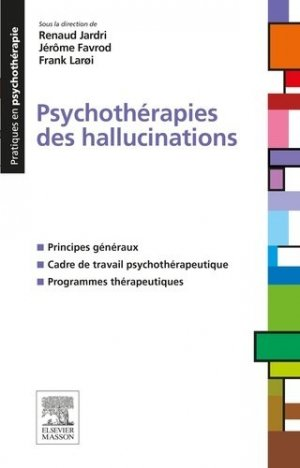 Psychothérapies des hallucinations-elsevier / masson-9782294744600