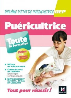 Puéricultrice toute la formation-foucher-9782216154890