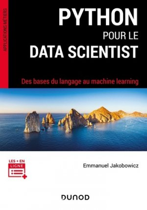 Python pour le data scientist-dunod-9782100801626
