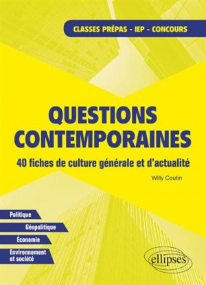Questions contemporaines-ellipses-9782340028425