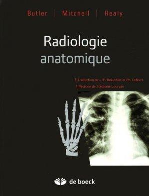 Radiologie anatomique-de boeck superieur-9782804184896
