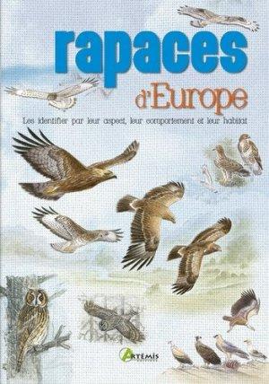 Rapaces d'Europe - artemis - 9782816005080
